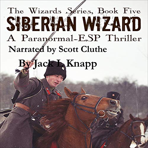 Siberian Wizard (A Paranormal, ESP Thriller)  By  cover art