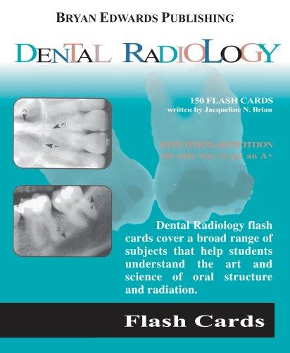 Dental Radiology Flash Cards
