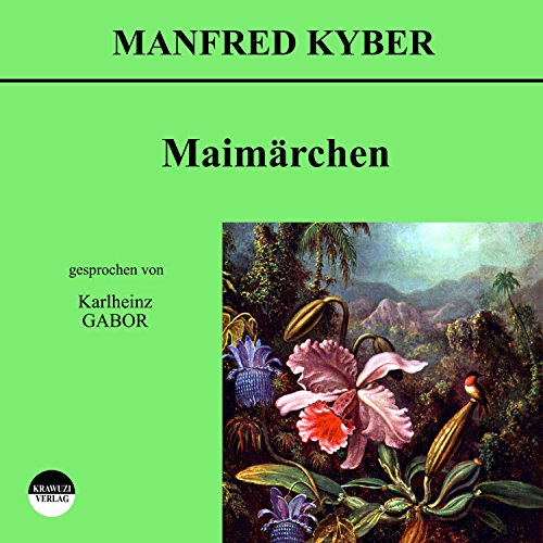 Maimärchen audiobook cover art