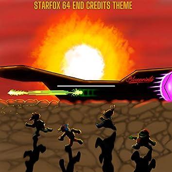 Starfox 64 End Credits Theme