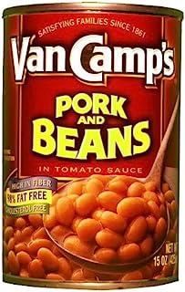 Van Camp's Pork & Beans 15 Oz (Pack of 8)