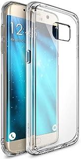 Galaxy S7 edge SCV33 SC-02H ケース Galaxy S7 edge SCV33 SC-02H 透明TPU カバー さを魅せるスマホの美し 存在感ゼロ 巧みシリーズ TPU 透明 保護 ケース カバー 背面 ンプロテクタ...