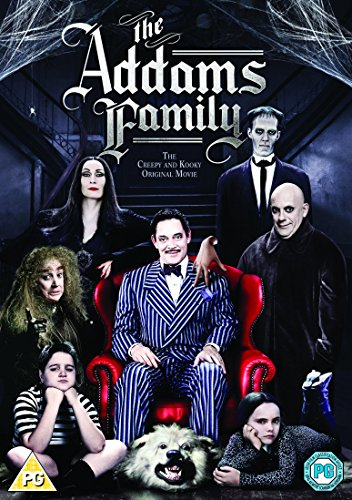 Addams Family The (1991) DVD [Italia]