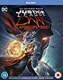 UNSPECIFIED - JUSTICE LEAGUE DARK APOKOLIPS WAR (1 BLU-RAY)
