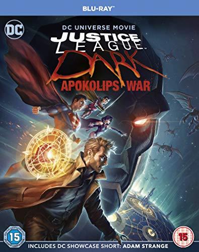 Justice League Dark: Apokalips War [Blu-ray] [2020] [2019] [Region Free]