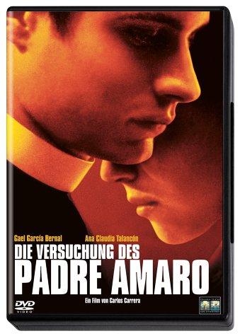 Die Versuchung des Padre Amaro [Alemania] [DVD]