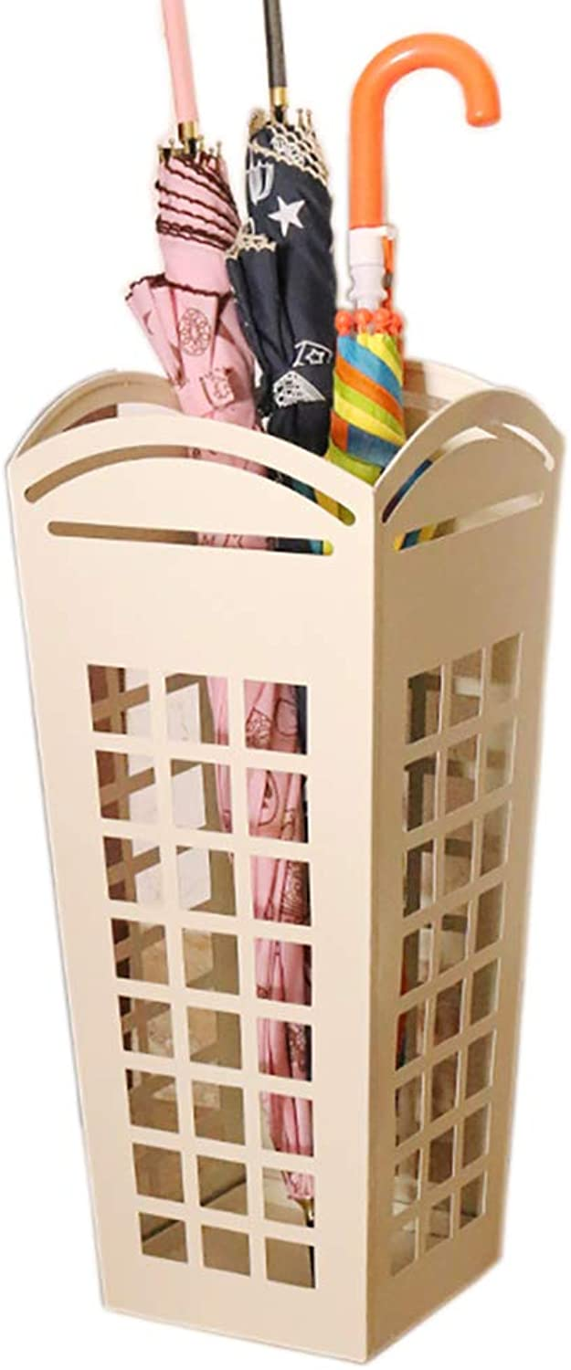 Creative Umbrella Stand Household Hotel Lobby Simple Storage Rack for Hotel Lobby Office