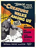 Creature Walks Among Us Poster 03 Photo A4 10x8 Poster Print