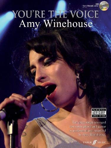 Amy Winehouse : you\'re the voice (+ 1 cd) - chant + piano + accords