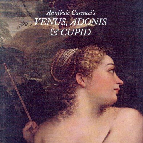 Annibale Carracci: Venus Adinis and Cupid