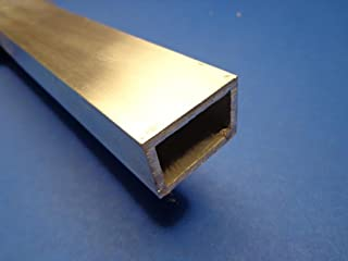 Industrial Metal Sales - 6063 T52 Aluminum Rectangle Tube 1