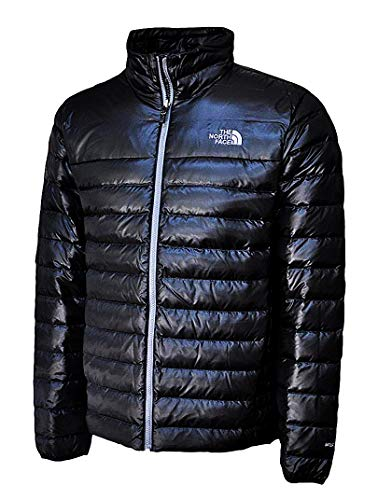 The North Face Men's Flare 550 Down Jacket, TNF Black (2XL)