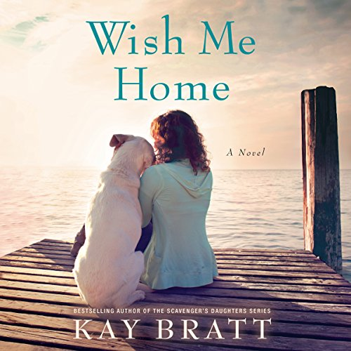Wish Me Home audiobook cover art