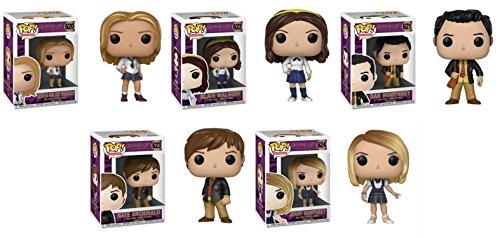 FunkoPOP Gossip Girl: Serena + Blair + Dan + Nate + Jenny –...