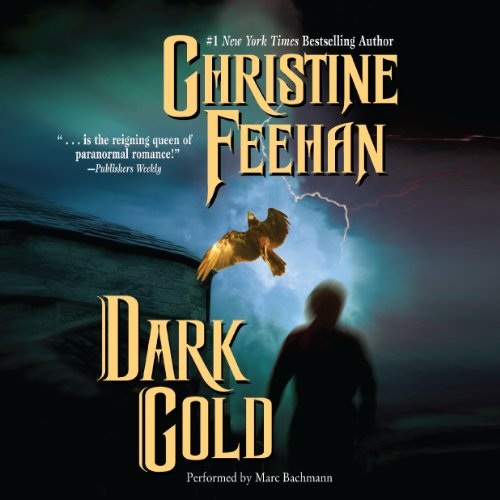 Dark Gold audiobook cover art