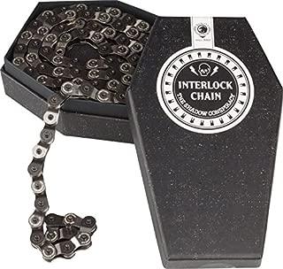 The Shadow Conspiracy Interlock V2 Half Link Chain Silver/Black