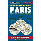 Atlas routiers : Le petit parisien (Plan circulation transports) (French Edition)