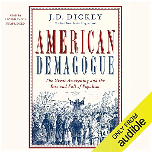 Couverture de American Demagogue