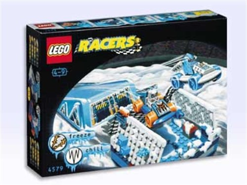 Lego 4579 - Stuntshow, 112 Teile
