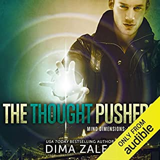 The Thought Pushers audiobook cover art