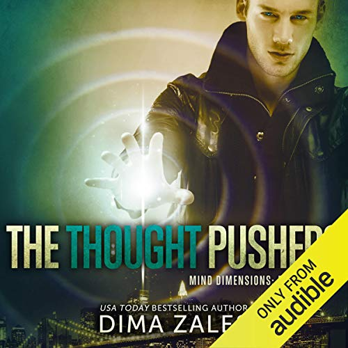 Couverture de The Thought Pushers