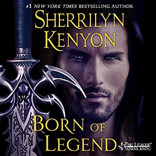 Born of Legend audiobook cover art