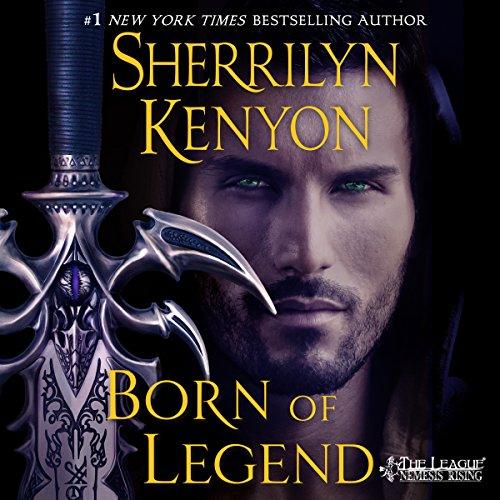 Born of Legend cover art