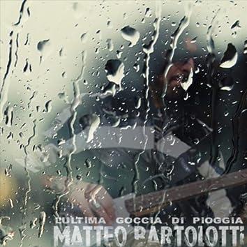 L'ultima Goccia di Pioggia (Single)