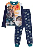 Star Wars Pyjama pour garçon Motif Yoda The Child Longueur complète T-shirt + pantalon - - 11-12 ans