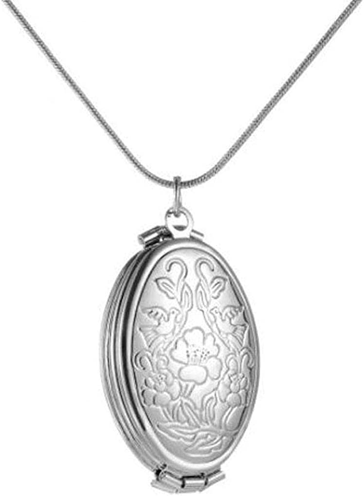 Gostear Fashion Floating Locket Necklace That Holds Pictures Albuquerque Mall Sales for sale