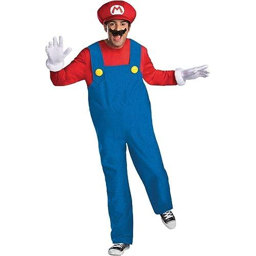 Mario Character Costumes Amazon Com