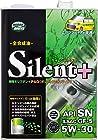 【タイムセール】ルート産業 エンジンオイル モリドライブ(MORIDRIVE) サイレントプラス 5W-30 SN 4Lが激安特価!