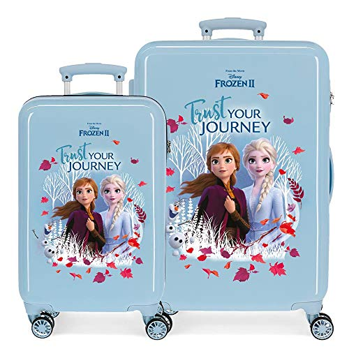 Disney Kofferset 55-65 cm Trust your journey