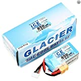 Glacier ICE 75C 850mAh 4S 14.8V LiPo Battery XT60