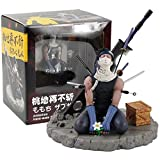 Shippuden Figures Zabuza Momochi Demon of the Hidden Mist with Executioner's Blade Kubikiribocho Sword Model Toys 18cm
