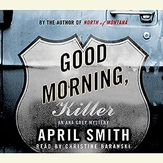 Good Morning, Killer cover art