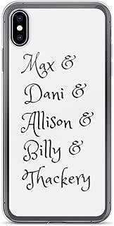 Squad Goals Anti Sanderson Sisters Hocus Pocus Anti-Scratch Clear Case for iPhone 6/6s