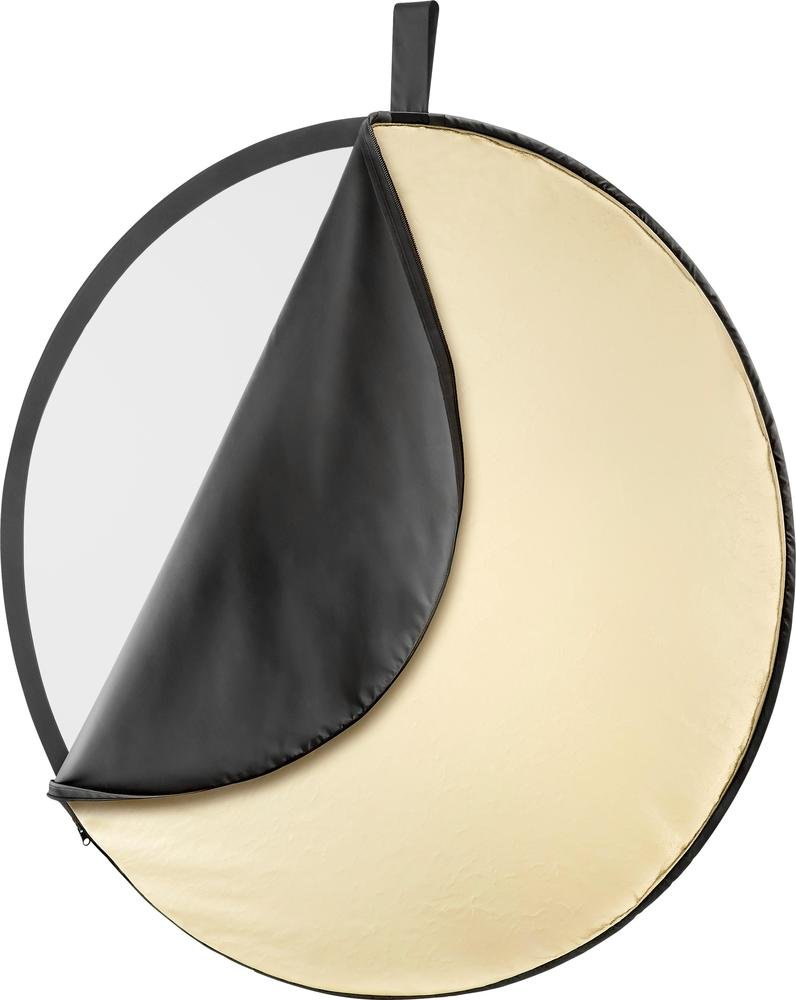 Insignia 5 Collapsible Reflector Transparent