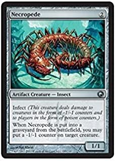 Magic: the Gathering - Necropede - Scars of Mirrodin