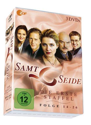 Staffel 1, Folgen 14-26 (3 DVDs)