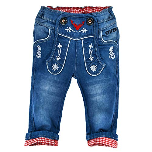 BONDI Trachten Jeans Trachtenhose (98)