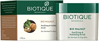 Biotique Walnut Purifying & Polishing Scrub 50G/1.76 Fl.Oz.