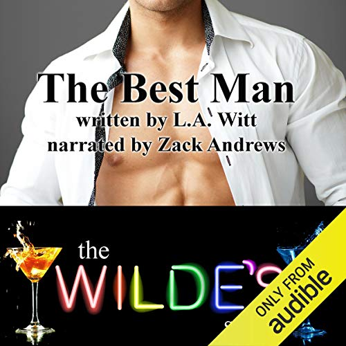 The Best Man audiobook cover art