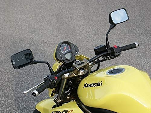 2001-2004 Schwarz eloxiert Yamaha FZS 1000 Fazer Bj Lucas//TRW Superbike 22mm Alulenker