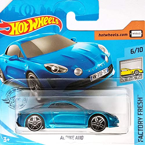 Hot.Wheels Alpine A110 - 1:64 - königsblau