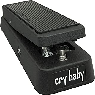 Dunlop GCB95 Cry Baby Wah Wah Pedal w/Bonus Patch Cord & RIS Picks (x3) 710137006171