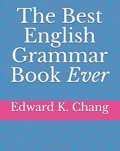 The Best English Grammar Book Ever