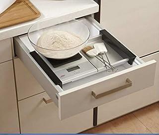 Ritter Einbauwaage 40-/50er Schubladen Küchenwaage 1g bis 5000g Haushaltswaage Waage 31071