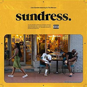 Sundress (feat. AJ the Menace)