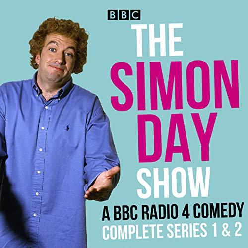 The Simon Day Show cover art